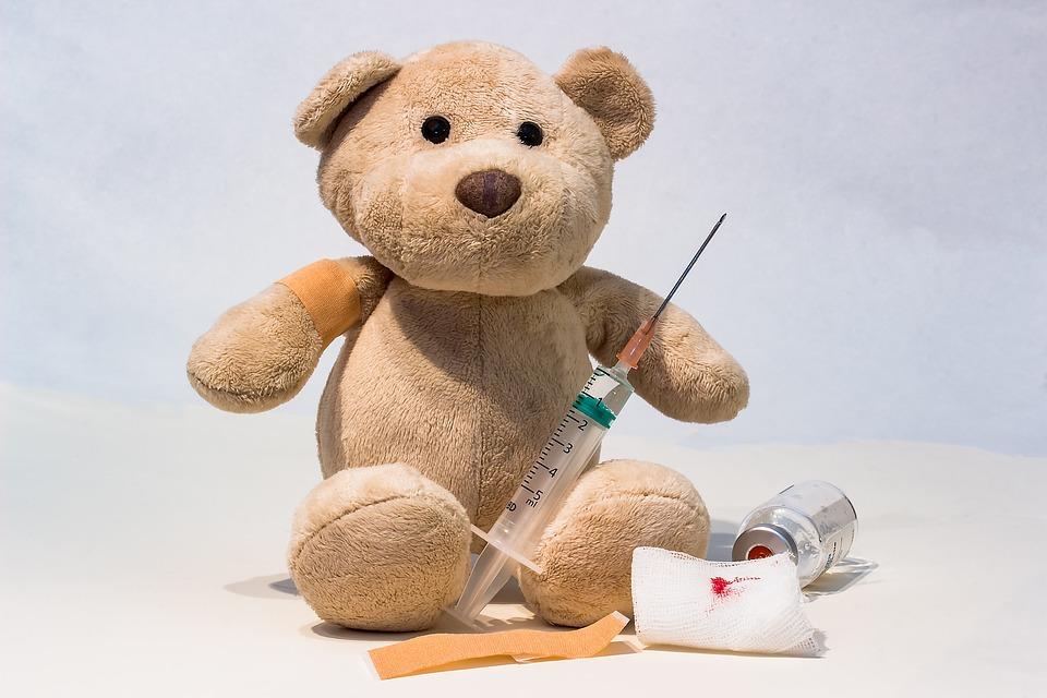 Harmonogram szczepień dzieci w 2020 roku